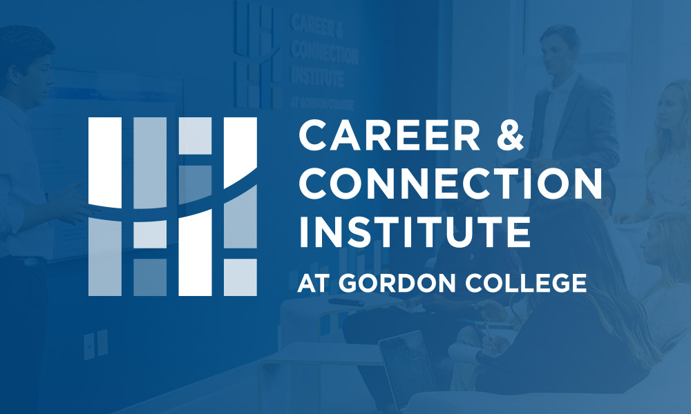 Career & Connection Institute Branding