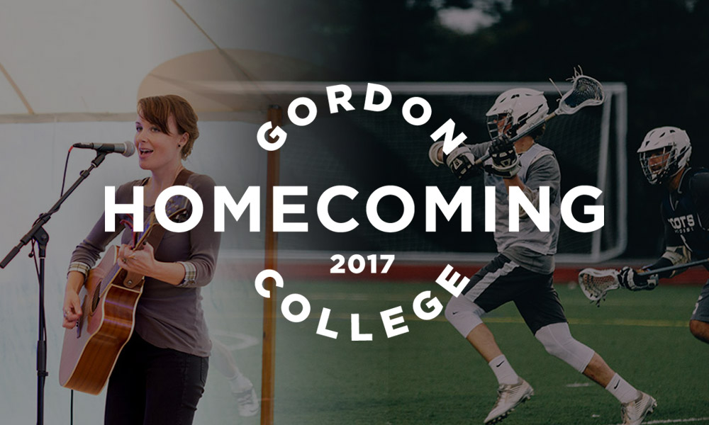 Gordon Homecoming Website